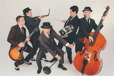The Swing Band swing band hire for weddings and goosebumps