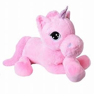 Riesen Einhorn Stofftier : te trend einhorn xxl liegend rosa mit glitzerhorn dein kuscheltier 2018 angebot ~ Eleganceandgraceweddings.com Haus und Dekorationen