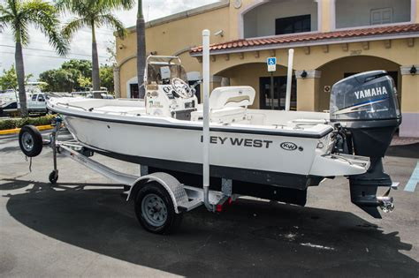 Used Boat For Sale Key West by Used 2010 Key West 1720 Sportsman Center Console Boat For