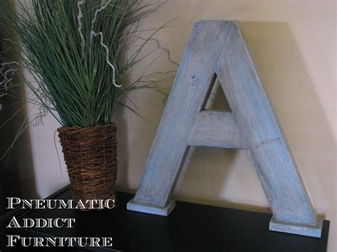ana white  sized  letters diy projects