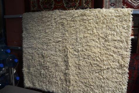 flokati rug ikea white flokati style rug ex ikea 170 x 240cm