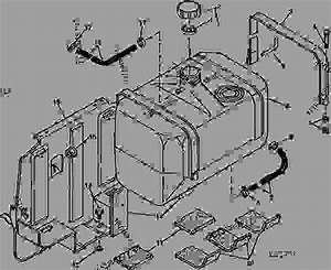 27 John Deere 850 Tractor Parts Diagram