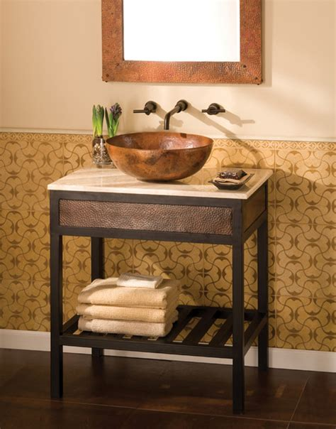 industrial bathroom vanities native trails 30 quot cuzco vanity in antique industrial bathroom vanities and sink consoles