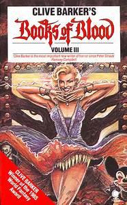 Clive Barker - The Books Of Blood   Vault Of Evil: Brit ...
