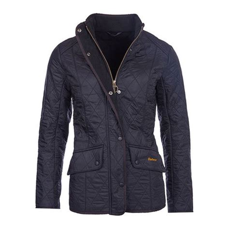 barbour cavalry polarquilt jacket oldrids downtown