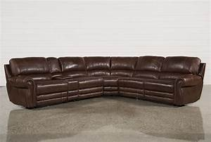 lovely gavin leather chaise sectional sofa sectional sofas With gavin leather chaise sectional sofa 3 piece