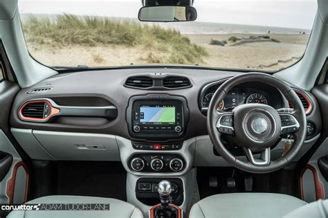 jeep renegade dashboard jeep renegade review the eye is in the detail carwitter