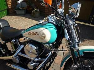 1992 Harley Davidson Fxsts Springer Softail First Hand