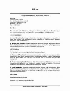 audit engagement letter sample template With payroll services engagement letter