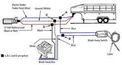 Wiring Diagram For Junction Box Breakaway Kit