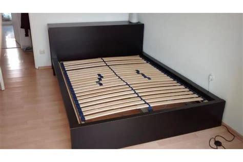 Ikea Malm Bett Mit Anderem Lattenrost Nazarmcom