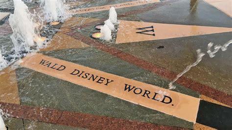 celebration fix misspelling wald disney world