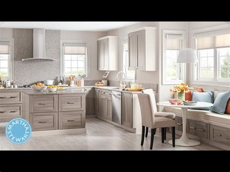 martha stewart kitchen cabinets purestyle martha stewart talks purestyle kitchen cabinets martha