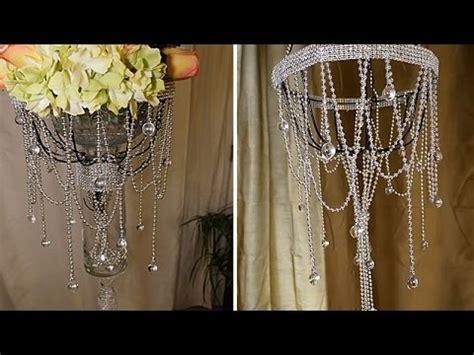 diy dollar tree wedding bling centerpieces doovi
