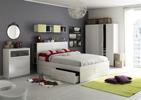 Amazing Image Of Teenage Ikea Bedroom Decoration