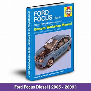 Ford Focus Service Repair Workshop Manual 05