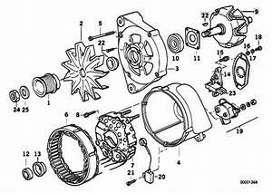 Original Parts For E32 750il M70 Sedan    Engine Electrical