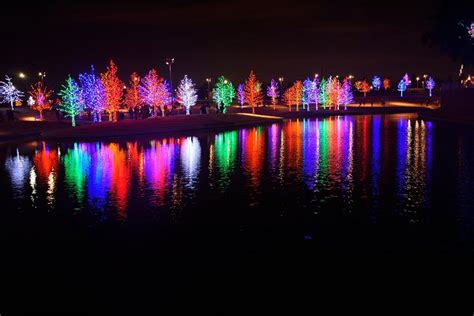 christmas lights from dallas on the ground in dallas 12 days of in dallas 12 nights of at
