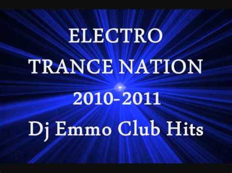 Electro Trance Club Hits Verano 2011 2010  Dj Emmo Bahia