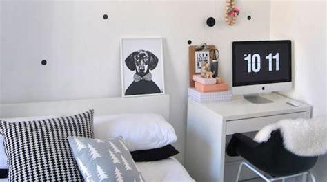 d o chambre adulte peinture déco noir peinture meubles accessoires côté maison