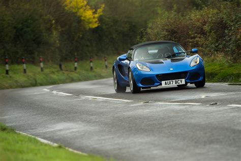 Lotus Elise Sport Evo Car The Year Best Sports