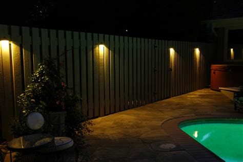 led accent lighting modern outdoor lighting other