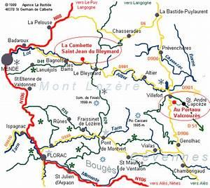 Maps Route Berechnen Ohne Autobahn : info region les cevennes voyages cartes ~ Themetempest.com Abrechnung