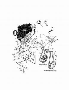 Craftsman Snowthrower Gas Parts