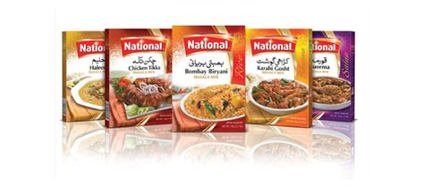 National Foods - Food Ideas