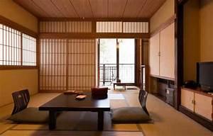 Architecture Japonaise Traditionnelle : jardin des maisons japonaises et l 39 esprit du zen ~ Melissatoandfro.com Idées de Décoration