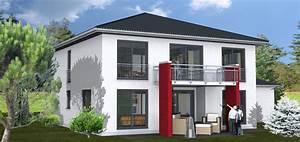 Bauen Zweifamilienhaus Grundriss : zenz massivhaus ~ Lizthompson.info Haus und Dekorationen