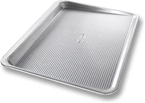 usa pan cookie sheet scoop baking breadtopia pans