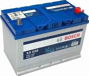 Bosch S4 12v 60ah : s4 028 bosch car battery 12v 95ah type 249 s4028 car ~ Jslefanu.com Haus und Dekorationen
