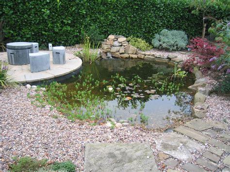 Garden Pond : Garden Water Features Or Garden Ponds Add A Focal Point To