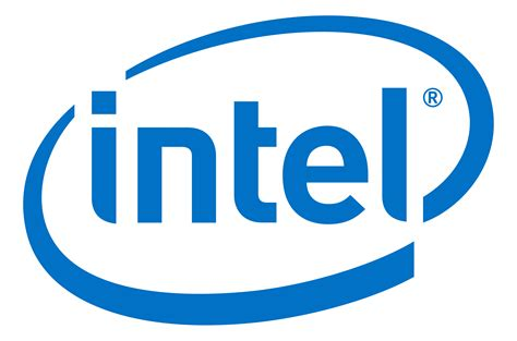 Intel Logo Png Transparent & Svg Vector  Freebie Supply