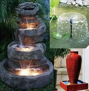 Fontaine Solaire Pour Bassin : pompe solaire pour bassin fontaine piscine 12v 24v 750 ~ Dailycaller-alerts.com Idées de Décoration