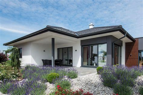 Moderne Häuser Frankreich by Musterh 228 User Fertighaus 214 Sterreich Bungalow Wolf Haus