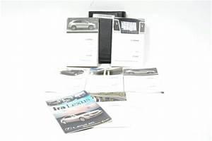 06 07 08 09 Lexus Rx400h Owner U0026 39 S Manual Book Set Guide W