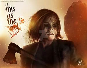 Emma Watson - This Is the End by RafaelGiovannini on ...