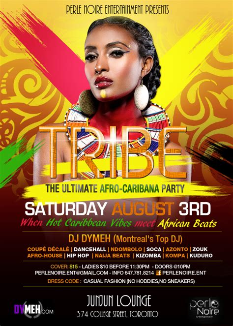 tribe caribana info