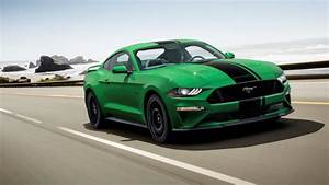 Ford Mustang 2018, nuova tinta Need for Green - News - Automoto.it