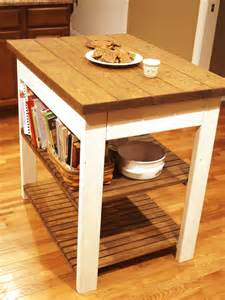 build   butcher block kitchen island