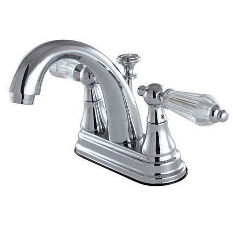 centerset bathroom faucets kingston brass centerset bathroom faucet chrome