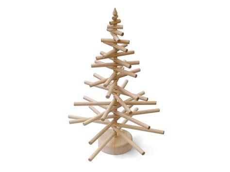 tidda wooden christmas tree the dieline packaging