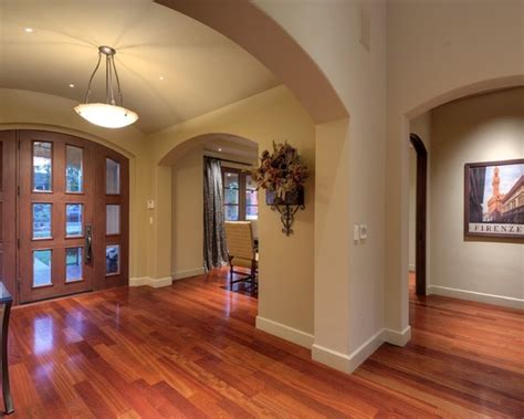cherry wood floors home design ideas pictures remodel and decor