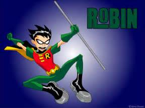 Robin From Teen Titans