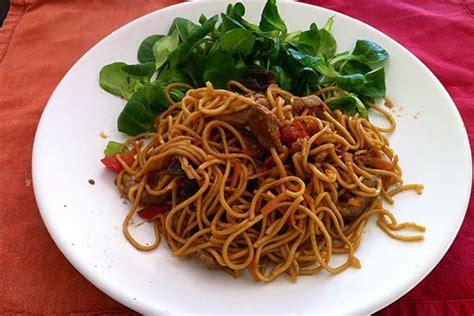 cuisine chinoise au wok cuisine wok facile ohhkitchen com