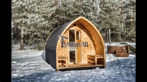 gartensauna mit vorraum gartensauna au 223 ensauna fass sauna saunafass mit holzofen vorraum kaufen de at schweiz