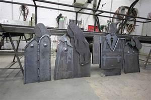 Skulpturen Aus Rostigem Stahl : skulpturen aus stahl plasmagetrennt und geschmiedet ~ Sanjose-hotels-ca.com Haus und Dekorationen