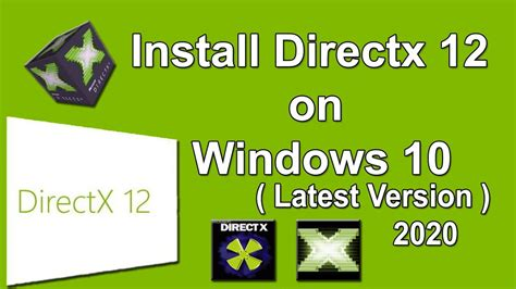 Directx 12 Download Windows 10 64 Bit Download And Install